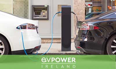 electric chargers and installation for public use